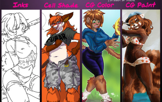 Commission Guide 2016