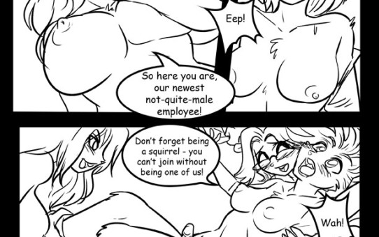 Squeek Squad Preview Page 5